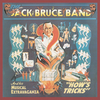 The Jack Bruce Band - How's Tricks