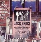 The Jack Bruce Band - Live '75