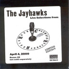 The Jayhawks - Live Selections From Columbia Records Radio Hour