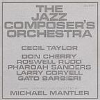 The Jazz Composer's Orchestra - s/t