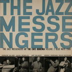 The Jazz Messengers - At The Cafe Bohemia · Volume 2