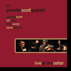 The Jennifer Scott Quartet - Live At The Cellar