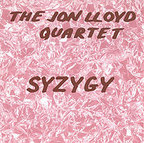 The Jon Lloyd Quartet - Syzygy