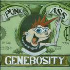 The Lawrence Arms - Punk Ass Generosity Volume 2