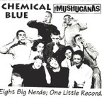 The Mushuganas - Eight Big Nerds; One Little Record.