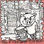The Mystery Experience - Can Of Pork