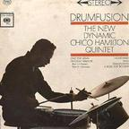 The New Dynamic Chico Hamilton Quintet - Drumfusion