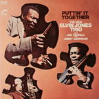The New Elvin Jones Trio - Puttin' It Together