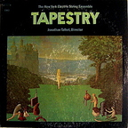 The New York Electric String Ensemble - Tapestry