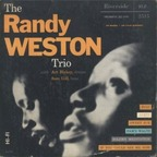 The Randy Weston Trio - s/t