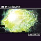 The Rattlesnake Aces - Black Pegasus