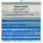 The Revolutionary Drawing Room - Gaetano Donizetti · String Quartets 7-9