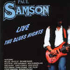 The Richard Black Project - Live · The Blues Nights (released by Paul Samson)