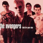 The Scavengers (US) - Died For Your Sins (released by The Avengers)