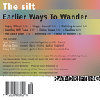 The Silt - Earlier Ways To Wander