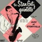 The Stan Getz Quintet - Jazz At Storyville