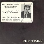 The Times - I Helped Patrick McGoohan Escape