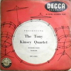 The Tony Kinsey Quartet - Presenting The Tony Kinsey Quartet