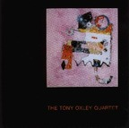 The Tony Oxley Quartet - s/t