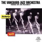 The Vanguard Jazz Orchestra - Lickety Split · Music Of Jim McNeely
