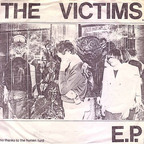 The Victims - The Victims e.p. · No Thanks To The Human Turd