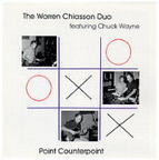 The Warren Chiasson Duo - Point Counterpoint