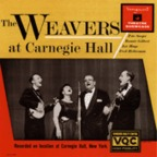 The Weavers - At Carnegie Hall