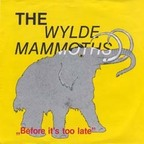 The Wylde Mammoths - Before It's Too Late