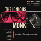 Thelonious Monk - Genius Of Modern Music