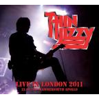 Thin Lizzy - Live In London 2011 · 22.01.11 Hammersmith Apollo