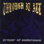 Through It All - Prayer Of Endurance