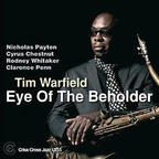 Tim Warfield - Eye Of The Beholder