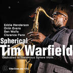Tim Warfield - Spherical