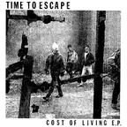 Time To Escape - Cost Of Living e.p.