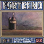 Tone - Fort Reno Compilation Benefit Of 16 D.C. Bands