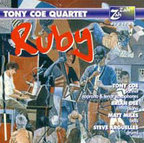 Tony Coe Quartet - Ruby