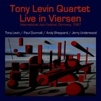 Tony Levin Quartet - Live In Viersen