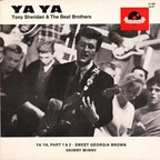 Tony Sheridan & The Beat Brothers - Ya Ya
