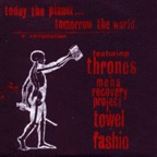 Towel - Today The Planet... Tomorrow The World