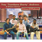 "Troy ""Trombone Shorty"" Andrews & Orleans Avenue - Orleans & Claiborne"