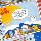 UK Subs - Another Typical City Involved In Another Typical Daydream