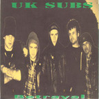 UK Subs - Betrayal
