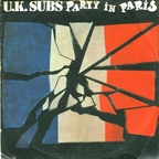 UK Subs - Party In Paris