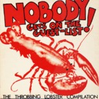 Underachievers - Nobody Gets On The Guest-List! · The Throbbing Lobster Compilation