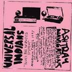 Universal Indians - Ashtray Navigations