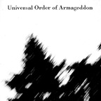 Universal Order Of Armageddon - s/t