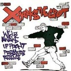 Up Front - X Marks The Spot