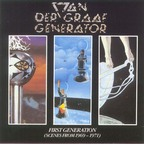 Van Der Graaf Generator - First Generation (Scenes from 1969 - 1971)