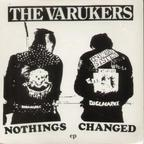 Varukers - Nothings Changed EP