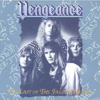 Vengeance (NL) - The Last Of The Fallen Heroes
